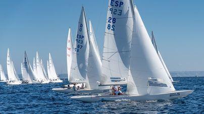 Puerto Portals arranca con la segunda regata de la Dragon Winter Series