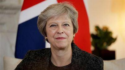May recibe el respaldo de su Gobierno para defender el acuerdo del