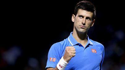 Novak Djokovic logra las semifinales por octava vez