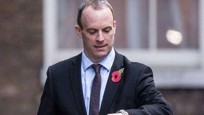 El ministro británico para el