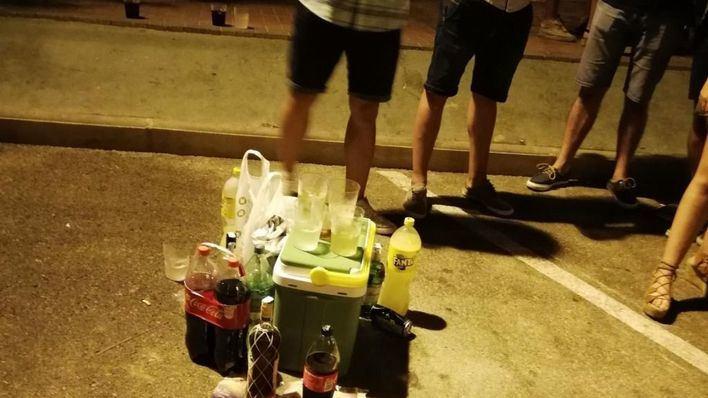 El alcohol es la droga más común en Baleares, con un 84% de consumidores