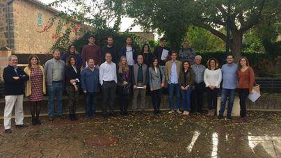 Diez jóvenes de 'Joves Qualificats' comienzan a trabajar en el Ayuntamiento y en la empresa municipal Marratxí XXI