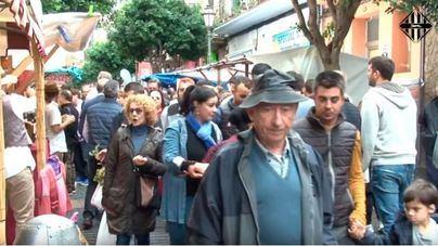Miles de personas se dan cita en Inca para participar del Dijous Bo