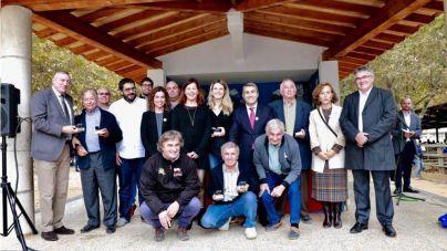 Vidal entrega los galardones a los ganadores del XXVI Concurso Morfológico del Porc Negre