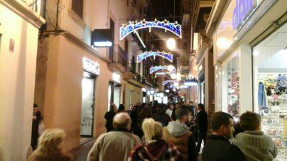 La campaña de Navidad generará un 5% más de contratos en Baleares