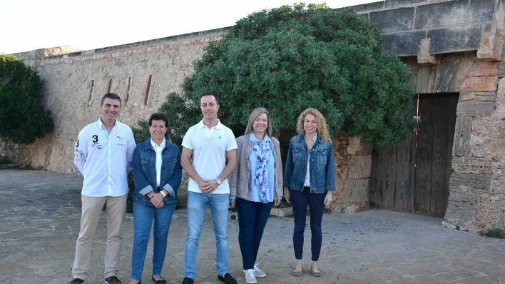 Santanyí alquila Es Fortí como centro multifuncional
