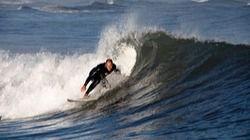 La Aemet advierte de olas de dos metros en Menorca y norte de Mallorca