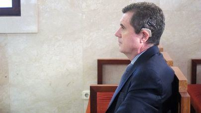 El PSIB exige a Matas que pida 'disculpas' y dé 'explicaciones' en su comparecencia del martes