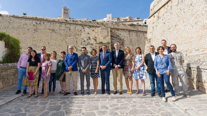 Las Ciudades Patrimonio celebrarán un encuentro internacional en Ibiza
