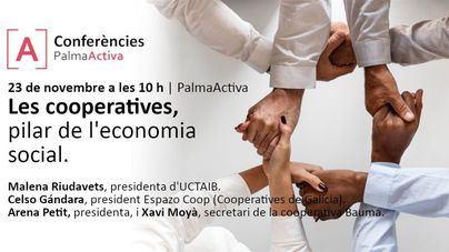 PalmaActiva acoge una jornada sobre el cooperativismo como pilar de la economía social
