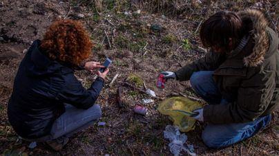 Nueva campaña que recoge datos sobre la basuraleza de los campos de Baleares