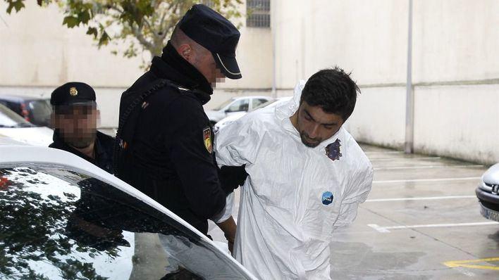 El asesino de Sacramento Roca pasa a disposición judicial