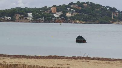 Alerta naranja por tormentas y bajada de temperaturas en Mallorca