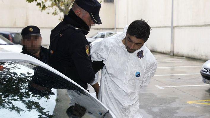 Prisión sin fianza para Rafael Pantoja, el asesino de Sacramento