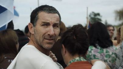 Antonio de la Torre encarna a Mujica en sus años de cautiverio