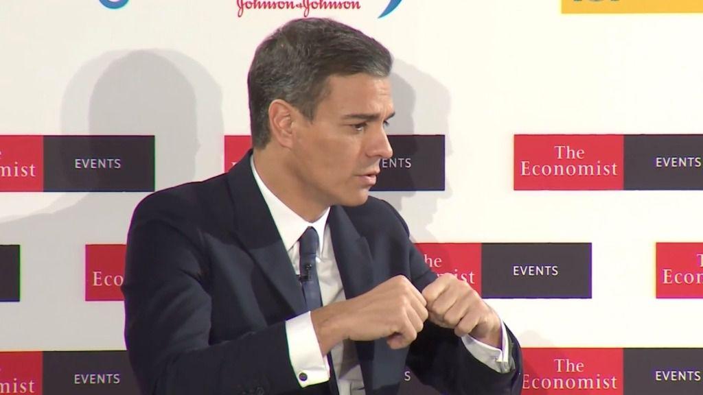 Sánchez abre la puerta a adelantar elecciones si no hay Presupuestos