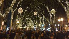 Palma encenderá este jueves las luces de Navidad