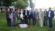 Homenaje a Pedro Meaurio, primer director civil de Son Sant Joan