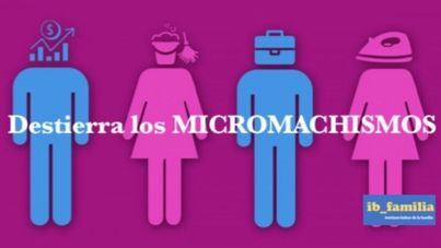 ¿Qué actitudes cotidianas son 'micromachistas'?