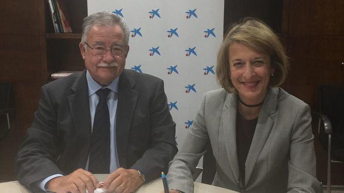 ISBA y CaixaBank amplían hasta 46,5 millones el convenio para financiar pymes y emprendedores