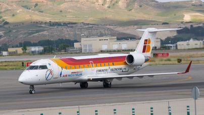La huelga de pilotos obliga a Air Nostrum a cancela un centenar de vuelos para este viernes y el lunes
