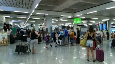 Baleares es el principal destino de turistas extranjeros en octubre con un total de 881.947