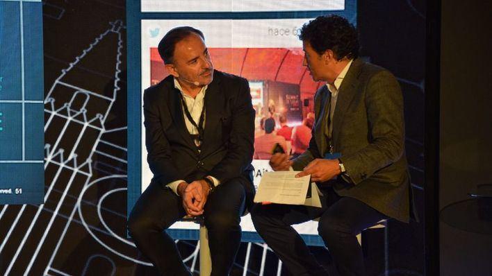 Un momento del Summit de tecnología Oracle en Palma