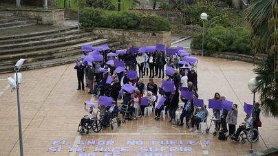 Calvià organiza la creación de un lazo humano contra la violencia de género