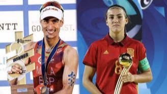 Mario Mola y Patricia Guijarro, mejores deportistas baleares 2018
