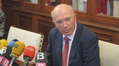 Gabriel Fiol, presidente de la Sala de lo Contencioso-Administrativo del TSJIB