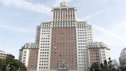 Ordenan la suspensión inmediata de las obras del Edificio España por riesgo