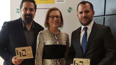 El Imserso reconoce a la Federación Hotelera de Mallorca con el Premio Pioneros en Turismo Social