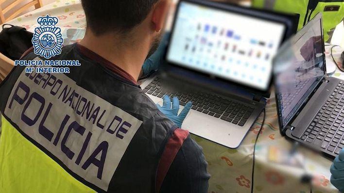 79 pedófilos arrestados por producción y distribución de material en Internet