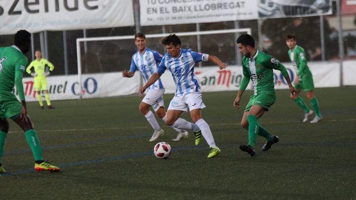 El Cornellà derrota al Baleares por 2-0