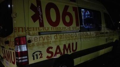 Muere un motorista de 38 años en un accidente frente a Gesa la madrugada del domingo