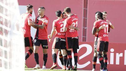 Sexta victoria de la temporada para el Mallorca