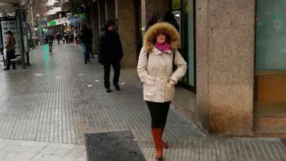 Piden precaución a los conductores de la Serra por los fuertes vientos de este lunes