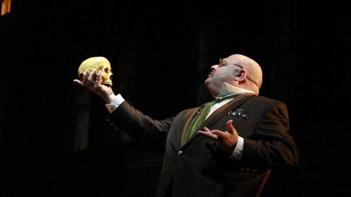 Joan Carles Bestard triunfa en Barcelona con 'Sherlock Holmes y el Destripador'