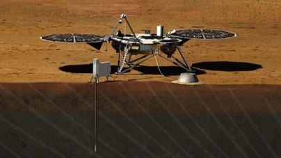 Los 7 minutos de terror de la misión 'InSight' de la NASA explorando Marte