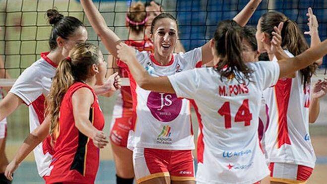 Mallorca, sede de la final de la Copa Princesa de voleibol