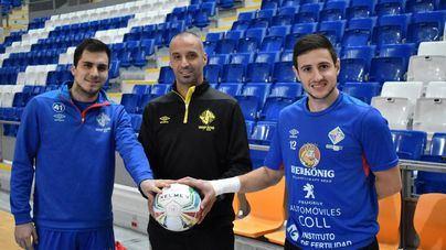 El Palma Futsal afronta la fase final de la primera vuelta como líder
