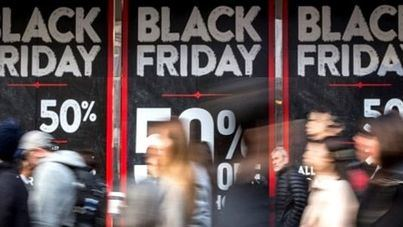 Afedeco calcula una bajada del 5 por cien en las ventas del último 'Black Friday'