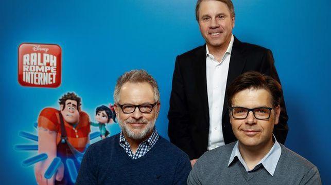 'Ralph Breaks the Internet' triunfa en los cines de Estados Unidos
