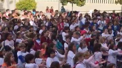 500 niños y niñas y 70 monitores participaron en la Diada d'Esplais 2018