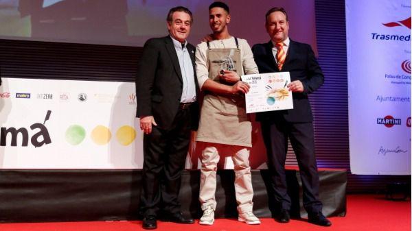 Assaona, ganador del cóctel de Oro TaPalma 2018