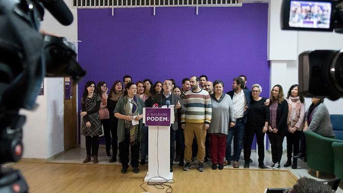 Los candidatos oficialistas de Podem obtienen el respaldo masivo en las primarias