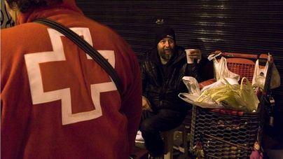 Más de 380 personas duermen cada día en las calles de Palma