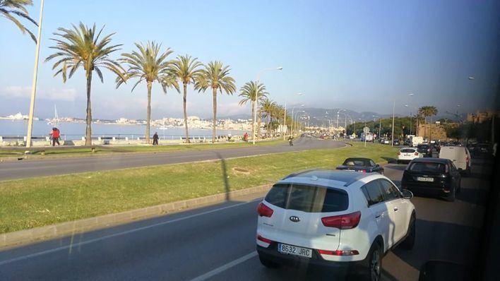 Cielo despejado este jueves en Mallorca y temperaturas estables