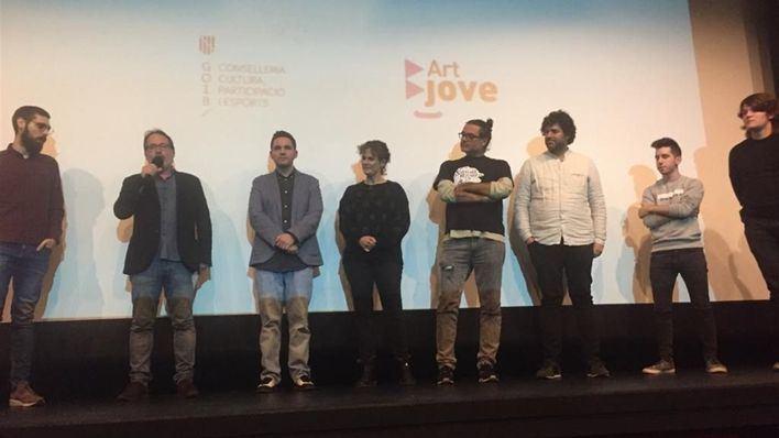 Carles Bover gana el primer premio Art Jove 2018 de Cortometrajes