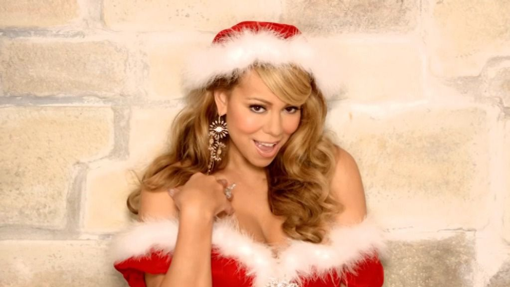 'All I want for Christmas is you' hace su reentrada anual en la lista EEUU